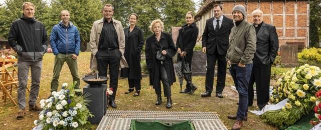 """Das Begräbnis"": Neue ARD-Impro-Comedy bereits abgedreht"