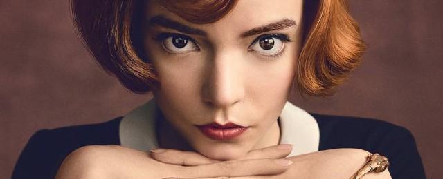 """""""Das Damengambit"""": Trailer zur Netflix-Miniserie mit Anya Taylor-Joy (""""Emma"""") als Schachgenie"""