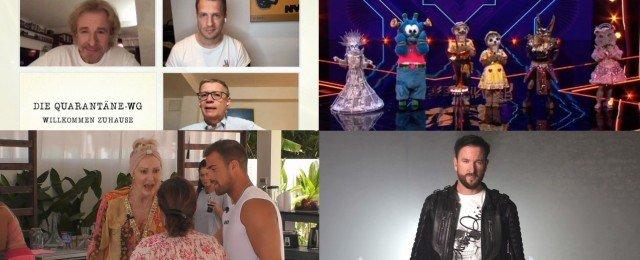 """Trash-TV-Tiefpunkte mit """"Promis unter Palmen"""" und """"Sommerhaus der Stars"""""""