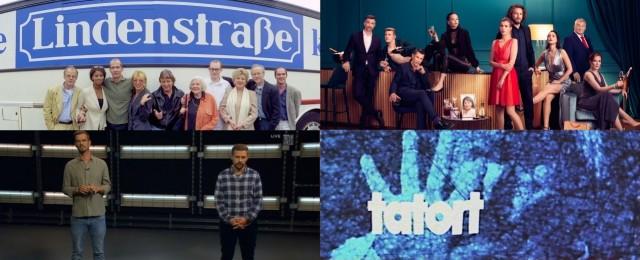 """Das deutsche Fernsehjahr 2020 im Rückblick (Teil 2): """"Lindenstraße""""-Abschied, """"Tatort""""-Jubiläum und """"Verbotene Liebe""""-Comeback"""