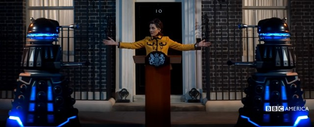 """""""Doctor Who"""": BBC mit Trailer zum Neujahrs-Special"""