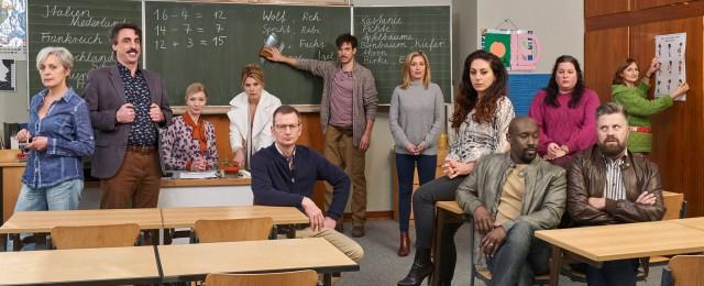 "Neue Sat.1-Comedyserie ""dokumentiert"" ganz alltäglichen Schulwahnsinn"