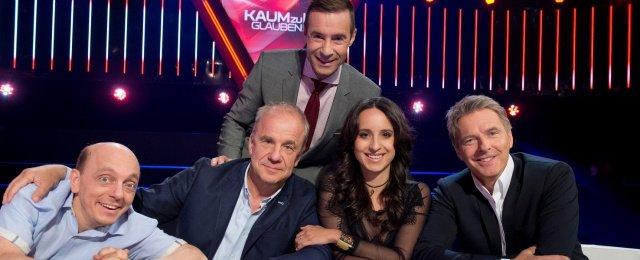 """""""Kaum zu glauben!"""": Neue Staffel der NDR-Rateshow im Sommer"""