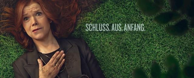 """""""Das letzte Wort"""": Anke Engelke überzeugt als Trauerrednerin in hervorragendem Ensemble"""