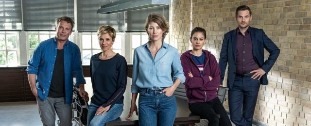 """Neue """"SOKO Köln""""-Chefin Sonja Baum: """"Sie ist schon sehr eigen und ein bisschen speziell"""""""