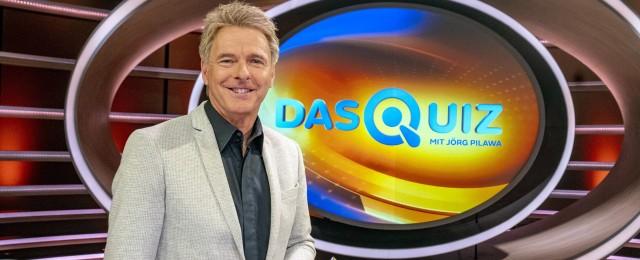"""""""Das Quiz mit Jörg Pilawa"""": Promi-Besuche und Staffelfinale im April"""