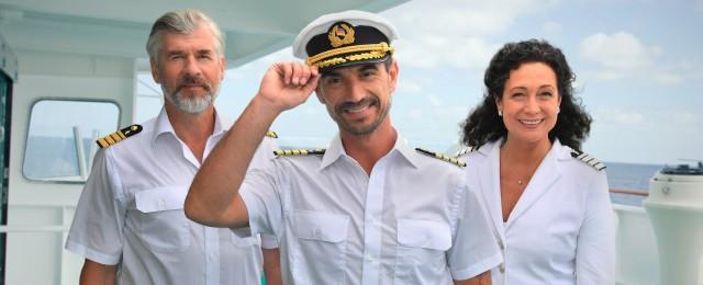 """Wegen Corona: Muss """"Das Traumschiff"""" im Hafen bleiben?"""