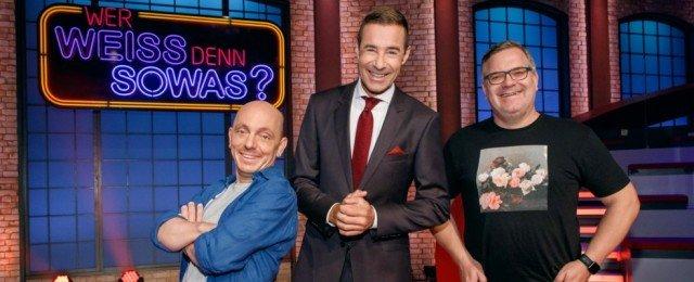 Kai Pflaume, Elton und Bernhard Hoëcker kehren schon bald zurück