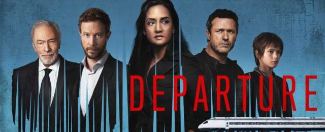 """""""Departure"""": Trailer zur zweiten Staffel mit Archie Panjabi und Christopher Plummer"""