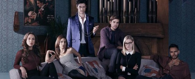 Serien von Syfy und Showtime werden im Januar fortgesetzt