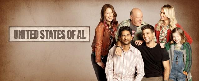"""""""B Positive"""" und """"United States of Al"""" erhalten je zweite Staffel"""