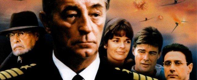 Robert Mitchum in Hauptrolle der 1980er-Jahre-Serie