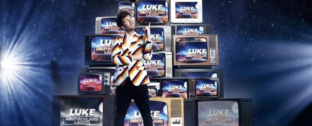 """Besondere Live-Ausgabe von """"Luke! Die Greatnightshow"""""""