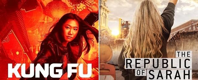 """Denver-Clan"", ""Batwoman"", ""Republic of Sarah"", ""Kung Fu"": Frühjahrspläne bei The CW"
