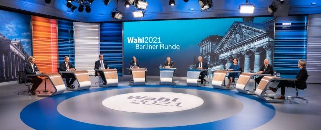 BILD kaperte Signal von ARD und ZDF während Bundestagswahl