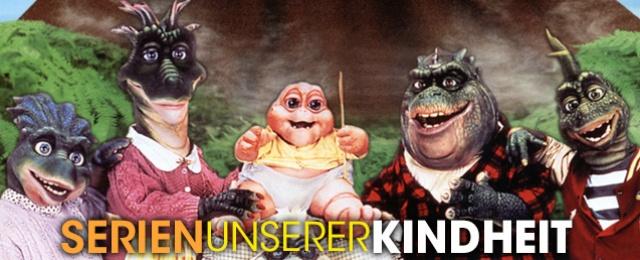 """Serien unserer Kindheit: """"Die Dinos"""""""