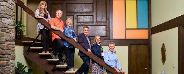 """""""Retro-Haus"""" wird von HGTV nach Serien-Vorbild renoviert"""
