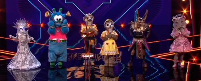 """""""The Masked Singer""""-Finale: Alle Masken sind gefallen und der Sieger ist..."""