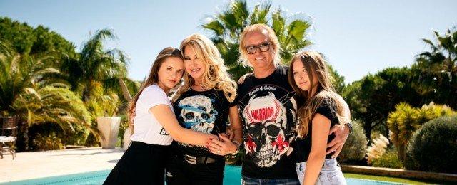 Millionärsfamilie feiert Winter Opening in Valberg