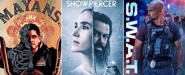 """Von """"S.W.A.T."""" bis """"Upload"""", von """"Space Force"""" bis """"Snowpiercer"""""""