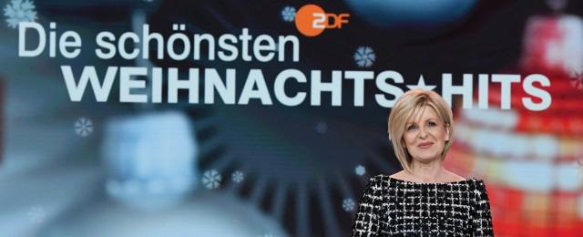 """Carmen Nebel präsentiert wieder """"Die schönsten Weihnachts-Hits"""""""