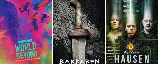 Die 10 wichtigsten Serien im Oktober