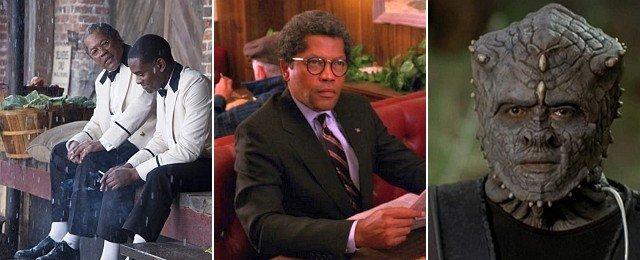 "Karriere mit Rollen in ""Der Butler"", ""Twin Peaks"", ""Star Trek - Deep Space Nine"""