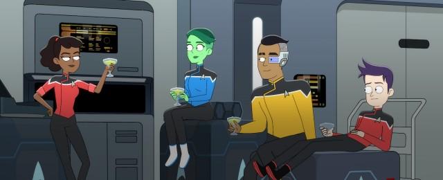 """""""Star Trek: Lower Decks"""" veröffentlicht überdrehten ersten Trailer"""