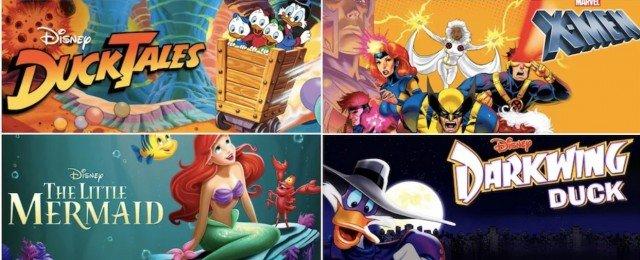 """Disney+: Die große Serien-Übersicht - """"DuckTales"""", """"Gummibärenbande"""", """"Violetta"""", """"Simpsons"""" und mehr"""