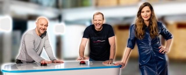 """""""Du musst dich entscheiden"""": Katrin Bauerfeind überprüft Klischees mit Mario Barth und Jürgen Vogel"""
