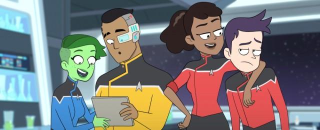 """""""Star Trek: Lower Decks"""": Die Fähnriche aus dem Schiffsbauch müssen sich erst noch beweisen"""
