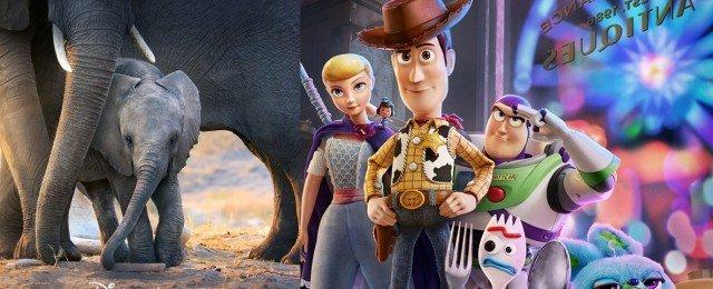 """Disney+ Highlights im April: """"Elefanten"""", """"A Toy Story"""", """"Die Hexe und der Zauberer"""""""