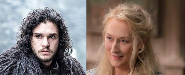 """Game of Thrones""-Star Kit Harington mit Meryl Streep in starbesetzter Serie ""Extrapolations"""