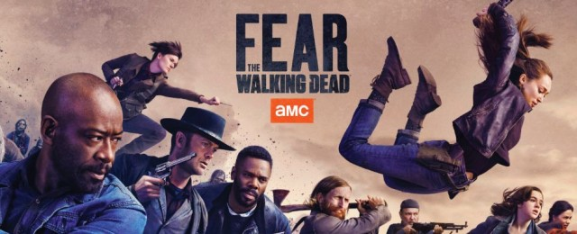 """Fear the Walking Dead"": Staffel sechs geht im April weiter"