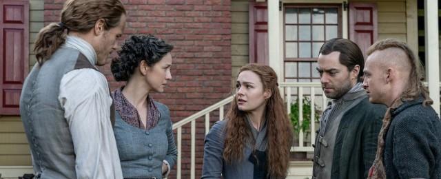 """""""Outlander"""": Emotionaler Abschied in neuer Folge """"Reisen"""""""