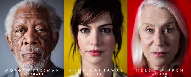 """""""Solos"""" mit Morgan Freeman, Anne Hathaway und Helen Mirren: Starttermin für Prime-Video-Serie"""