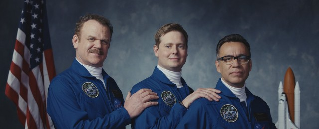 "[UPDATE] ""Moonbase 8"": Trailer zur Astronauten-Comedy mit Fred Armisen und John C. Reilly"