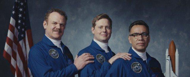 Traininig für Mondmission läuft bei Showtime aus dem Ruder
