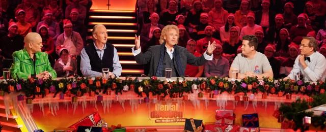 Entertainer-Legende beehrt Balders Comedy-Klassiker