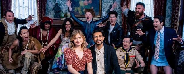 """""""Ghosts"""": CBS beschert erfolgreichem Comedy-Neustart die gesamte Staffel"""