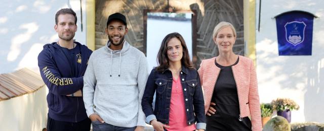 Neue ZDF-Reihe mit Maya Haddad und Katja Weitzenböck