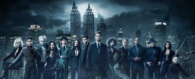 Serie endet mit Bruce Waynes Wandel zum Batman