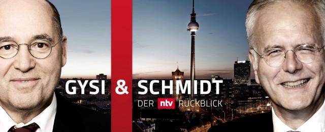 Gregor Gysi und Harald Schmidt ziehen wieder Halbjahresbilanz