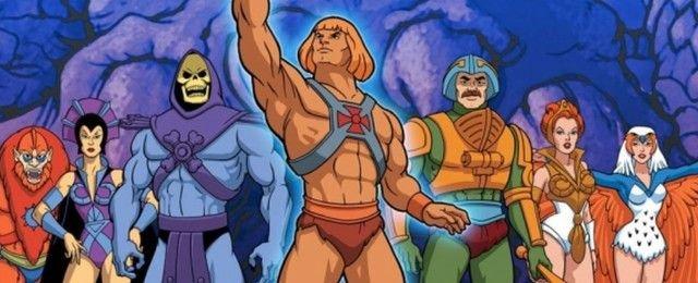 CG-Reboot erzählt den Kampf zwischen He-Man und Skeletor von vorne