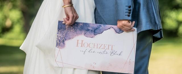 """""""Hochzeit auf den ersten Blick"""": Neue Staffel beginnt mit Live-Hochzeit"""