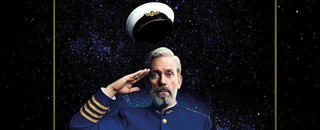 """""""Eine interplanetare Kreuzfahrt, die ist lustig..."""""""