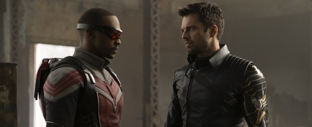 """The Falcon and the Winter Soldier"": Action, Therapie und Terrorgruppen"