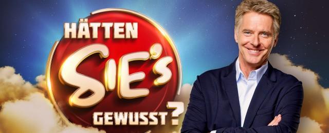 """""""Hätten Sie's gewusst?"""": Zweite Staffel der Rateshow mit Jörg Pilawa"""