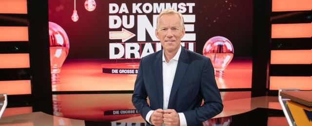 """Neue Folgen der """"großen Show der schrägen Fragen"""""""