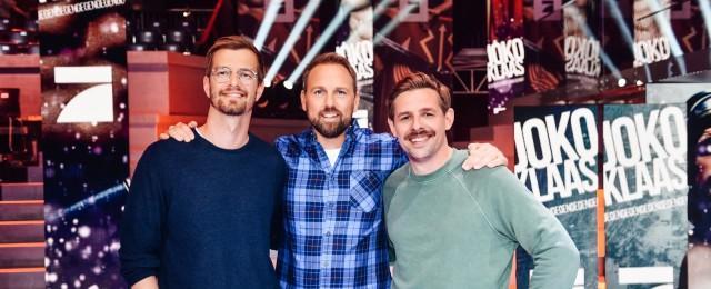 Nachschub für den Show-Dienstag mit neuer Staffel